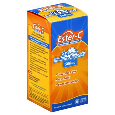 Ester-C Vitamins Supplements