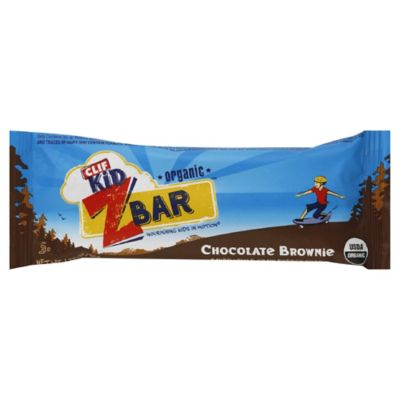 Clif Kid 1.27 oz. Organic Zbar in Chocolate Brownie