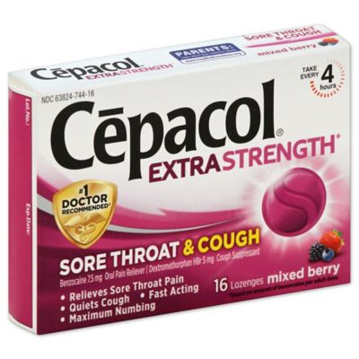Cepacol Cough Dropslozenges