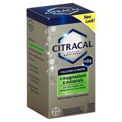 Citracal Vitamins Supplements