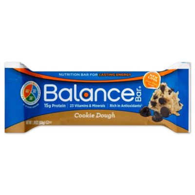 Balance Bar Nutrition Bars