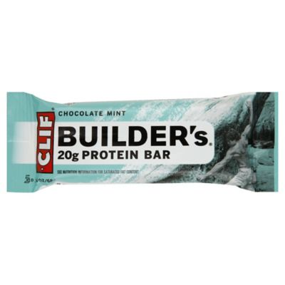 Clif Builder's 2.4 oz. Chocolate Mint Protein Bar