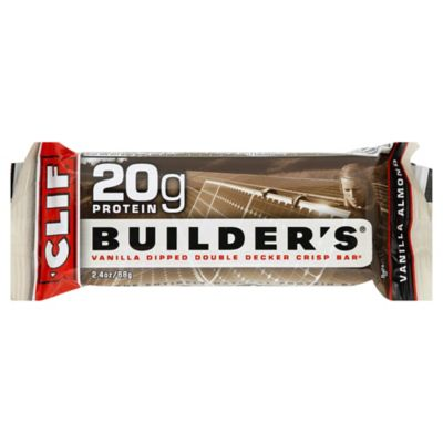 Clif Builder's 2.4 oz. Vanilla Almond Protein Bar