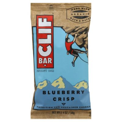Clif Bar 2.4 oz. Energy Bar in Blueberry Crisp