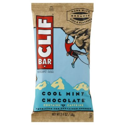 Clif Bar 2.4 oz. Energy Bar in Cool Mint Chocolate