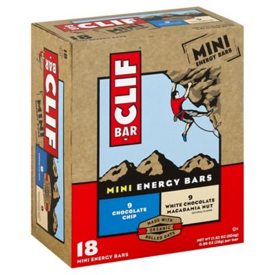 Clif Bar® Variety 18-Count Mini Energy Bars