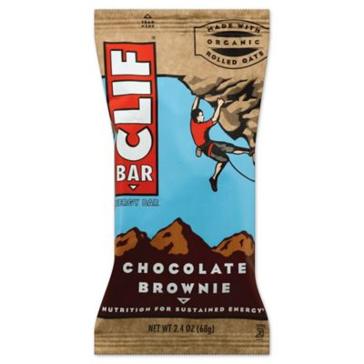 Clif Bar® Chocolate Brownie 2.4 oz. Energy Bar