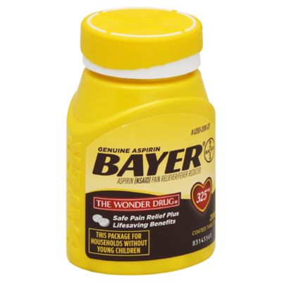 Bayer® Aspirin 200-Count Tablets
