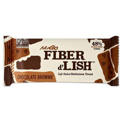 Gnu Fiber 1.6 oz. Chocolate Brownie Bar