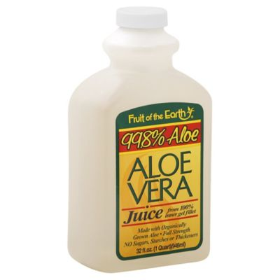 Fruit of the Earth 32 oz. Aloe Vera Juice
