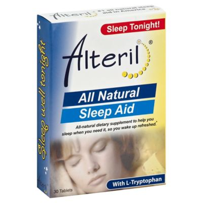 Alteril™ All Natural Sleep Aid 30-Count Maximum Strength Tablets