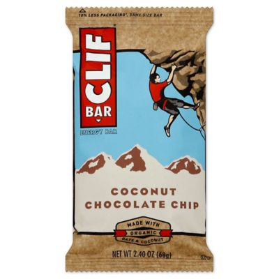 Clif Bar 2.4 oz. Energy Bar in Coconut Chocolate Chip