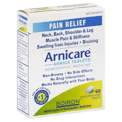 Boiron Arnicare 60-Count Tablets