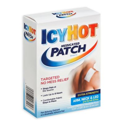 Icy Hot 5-Count Medicated Patches
