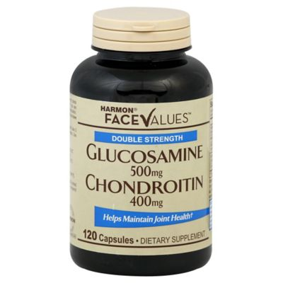 Harmon® Face Values™ Extra Strength 120-Count Glucosamine Complex Capsules