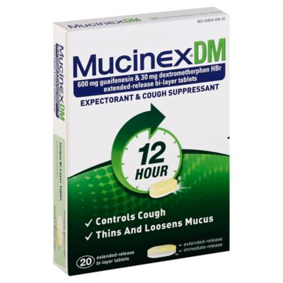 Mucinex Release Tablets