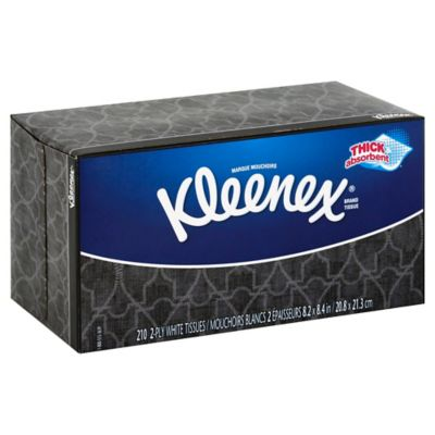 Kleenex® Assorted 120-Count 2-Ply Tissues