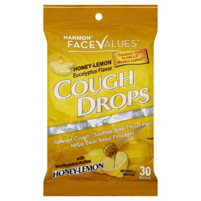Harmon Face Values Cough Drops