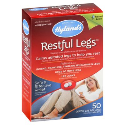 Hyland's Restful Legs 50-Count Tablets