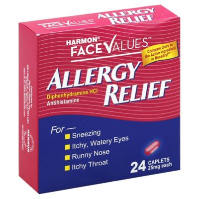 Harmon Face Values Allergy