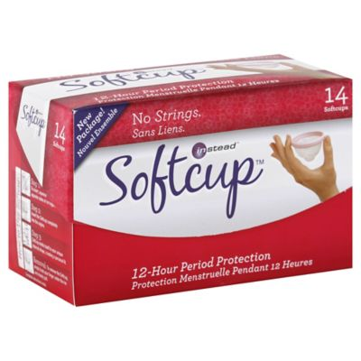 Instead 14-Count Softcups