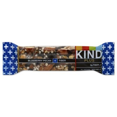 Kind Plus 1.4 oz. Blueberry Pecan & Fiber Bar
