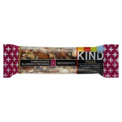 Kind Plus 1.4 oz. Pomegranate, Blueberry, Pistachio and Antioxidants Bar