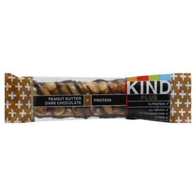 Kind Plus 1.4 oz. Peanut Butter, Dark Chocolate and Protein Bar