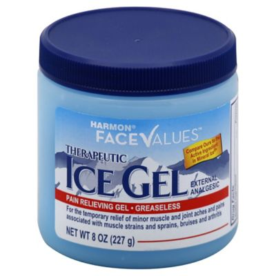 Harmon® Face Values™ Therapeutic Ice Gel 8 oz. Pain Relieving Gel