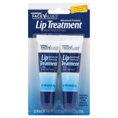 Harmon® Face Values™ .35 oz. 2-Pack Advanced Formula Lip Treatment