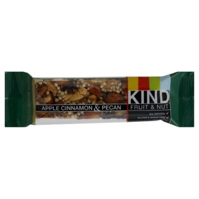 Kind Fruit & Nut 1.4 oz. Apple Cinnamon & Pecan Bar