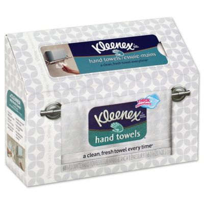 Kleenex® 60-Count Hand Towels