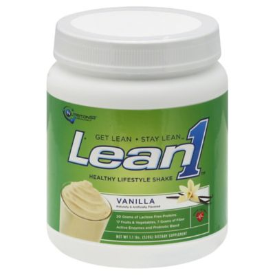Lean1 Healthy Performance 20.8 oz. Shake in Vanilla