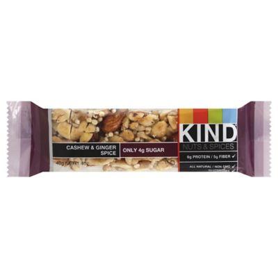 KIND® 1.4 oz. Nut & Spice Bar in Cashew Ginger Spice
