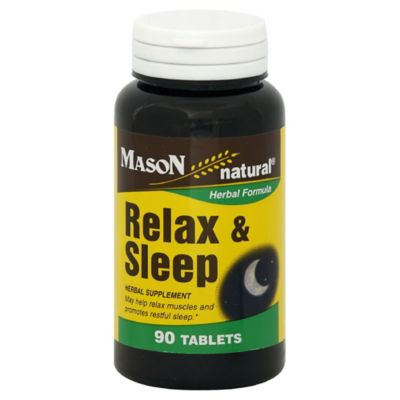 Mason Natural® 60-Count Relax & Sleep Tablets