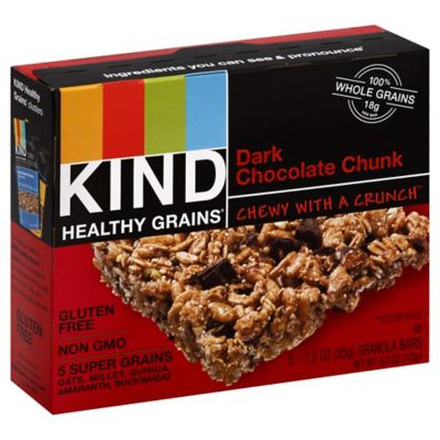 Kind® Healthy Grains 5-Pack Dark Chocolate Chunk Granola Bars