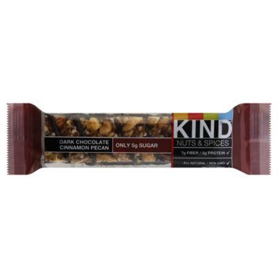 Kind 1.4 oz. Dark Chocolate, Cinnamon & Pecan Bar