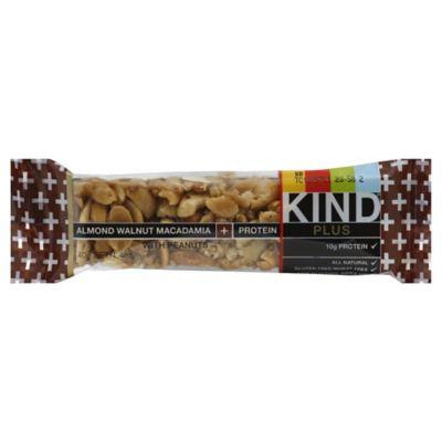 Kind® Plus Almond Walnut Macadamia 1.4 oz. Snack Bar
