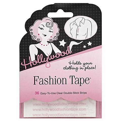 Double stick fashion tape