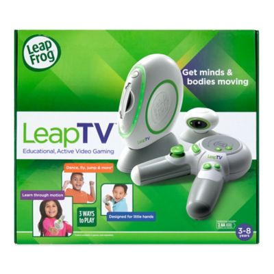 LeapFrog® LeapTV™ Educational Active Video Gaming System