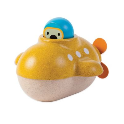 PlanToys® Submarine Bath Toy