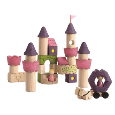 PlanToys® Fairy Tales Blocks Set