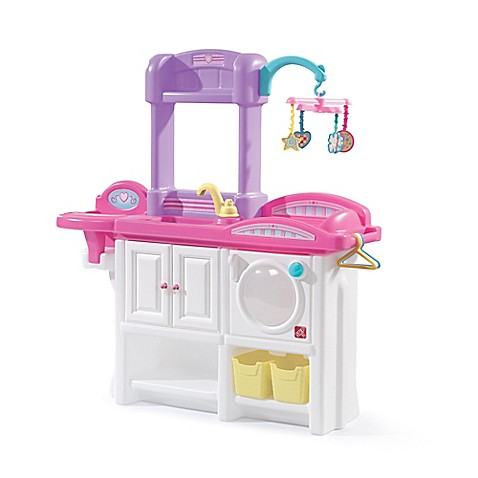 Step2 174 Love Amp Care Deluxe Toy Nursery Www Buybuybaby Com