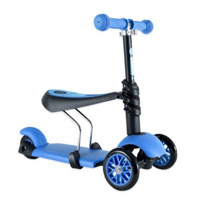 Buy disney 174 sofia the first safe start 3 wheel electric scooter from