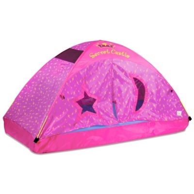 Pink Bed Tent