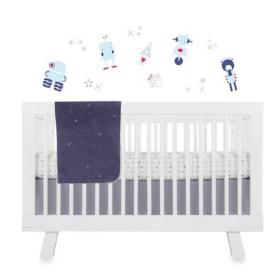 Galaxy 4-Piece Crib Bedding Set