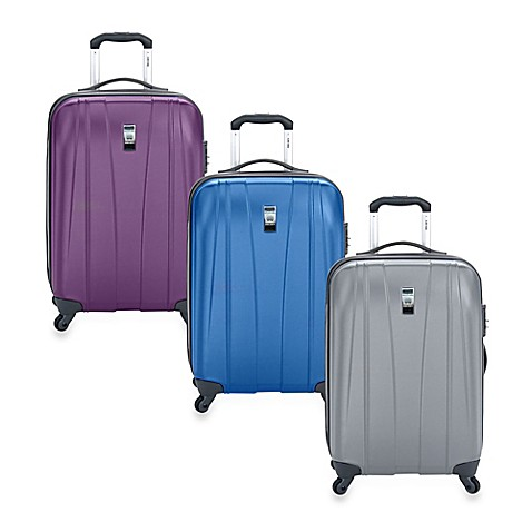 DELSEY Helium Shadow 21-Inch Hardside Carry-On Spinner