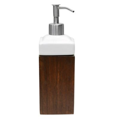 Lamont Home Tahoe Lotion Dispenser