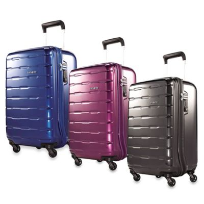 Samsonite® Spin Trunk 21-Inch Spinner in Purple