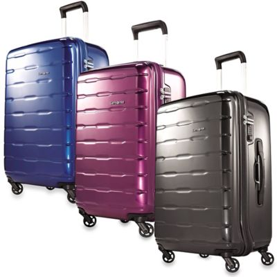 Samsonite® Spin Trunk 25-Inch Spinner in Purple